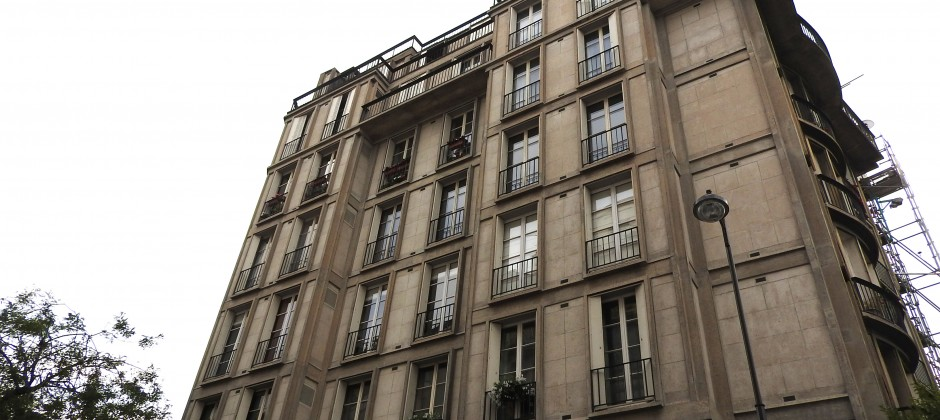 Visite : appartement d'Auguste Perret, Paris 16ème, vendredi 3 novembre 2017